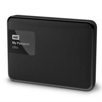西部数据 My Passport Ultra 升级版4T 2.5英寸 经典黑 移动硬盘 BBKD0040BBK