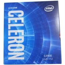 Intel 赛扬双核 G3900 1151接口 盒装CPU处理器