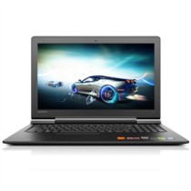 联想 小新700电竞版 15.6英寸游戏本(i5-6300HQ 8G 500G+128G SSD GTX950M 4G IPS Office2016)黑