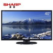 夏普 LCD-40M3A 40英寸 全高清液晶电视 日本原装面板(黑色)
