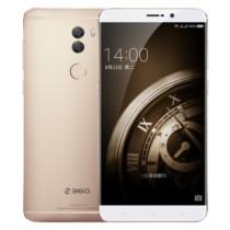 360手机 Q5 Plus 全网通 流光金 4GB+128GB 移动联通电信4G手机 双卡双待