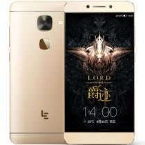 乐视 乐2 爵迹版(Le X620)32GB 原力金 移动联通电信4G手机 双卡双待