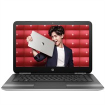 惠普 Pavilion 14-al125TX 14英寸笔记本(i5-7200U 8G 256G SSD NV940MX 2G独显 FHD IPS)银色