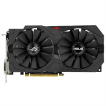 华硕 ROG STRIX-RX470-O4G-GAMING 4G/6600MHz 256bit GDDR5 PCI-E3.0显卡