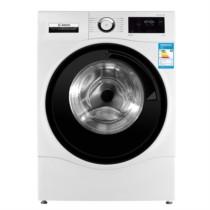 博世  XQG90-WAU284600W 9公斤 变频 滚筒洗衣机 全触摸屏 静音 除菌 婴幼洗 随心控时(白色)