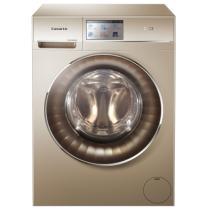 卡萨帝  CG10015HD3GU1 10公斤变频洗烘一体变频滚筒洗衣机 智能投放 免熨烘干