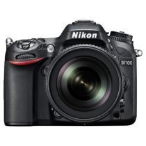 尼康 D7100 单反套机(AF-S DX 18-105mm f/3.5-5.6G ED VR 镜头)