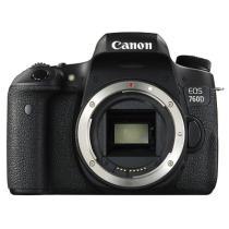 佳能 EOS 760D APS-C单反相机 单机身