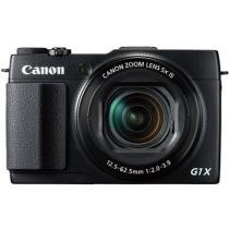 佳能 G1 X Mark II 数码相机 黑色(1310万像素 5倍光学变焦 3英寸液晶屏 连拍5.2张/秒)