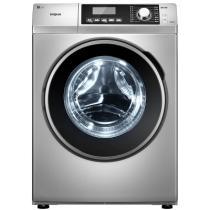 三洋 DG-F90310BIS 9公斤智能变频滚筒洗衣机 精智变频 智能WIfi 桶自洁(浅咖亚银)