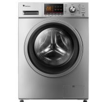 小天鹅 TG90-1411DXS 9公斤变频滚筒洗衣机 纯臻大容量(银色)