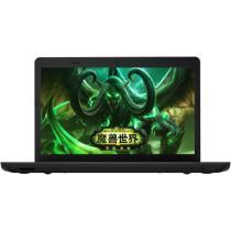 ThinkPad 黑侠E570 GTX(1PCD)游戏笔记本(i5-7200U 8G 500G+128G SSD GTX950M 2G独显 Win10)