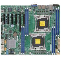 超微 X10DRL-I 服务器主板C612芯片组 双路CPU H4 LGA2011