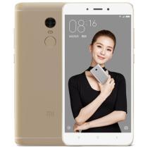 小米 红米Note4 高配全网通版 3GB+64GB 金色 移动联通电信4G手机 双卡双待