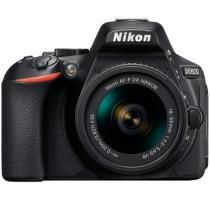 尼康  D5600 单反套机(AF-P DX 尼克尔 18-55mm f/3.5-5.6G VR)黑色