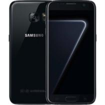 三星 Galaxy S7 edge (G9350) 128G 曜岩黑 移动联通电信4G手机 双卡双待 骁龙820手机