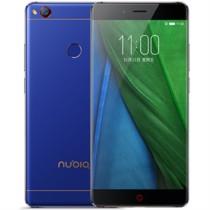 努比亚  Z11 无边框双卡双待手机 极光蓝 全网通(4GRAM+64GROM)标配