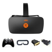 小派 VR 4K 超清虚拟现实头显 3D头盔 VR眼镜 京享版