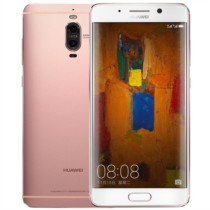 华为  Mate9 Pro 4G手机 双卡双待 玫瑰金 全网通(6GB RAM+128GB ROM)