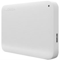 东芝 CANVIO READY 3TB 2.5英寸 USB3.0移动硬盘 白色