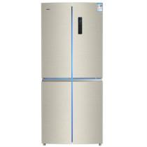 晶弘 BCD-458WPQC2 / 金拉丝 458升变频风冷十字对开门冰箱 电脑控温