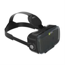 小宅 Z4-mini(磨砂黑)虚拟现实VR眼镜头戴式智能头盔3d眼镜手机游戏影院资源