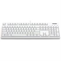 斐尔可  FKBN104M/EMW2「104圣手二代」机械键盘 纯白色 茶轴