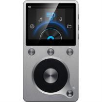 月光宝盒 Z2 HIFI播放器 8G 2.3英寸 DSD双核便携无损发烧级高音质 母带级MP3声卡 灰色