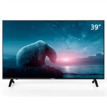 长虹 39M1 39英寸 窄边高清液晶电视(黑色)