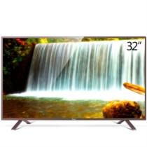 皓丽 32X3 32英寸 精钢一体 高清金属WIFI网络智能液晶平板电视机 IPS硬屏 商业显示