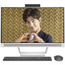 惠普 畅游人Pavilion 24-a227cn 23.8英寸纤薄一体机(i7-7700T 8G 128GSSD+1T 2G独显 IPS FHD Win10)