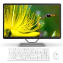 七喜  欣悦B600-7I41T 23.8英寸大屏一体机电脑(i5-5200U 4G 1TB WIFI 无线键鼠)
