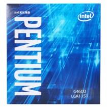 Intel 奔腾双核G4600 盒装CPU处理器