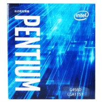 Intel 奔腾双核G4560 盒装CPU处理器