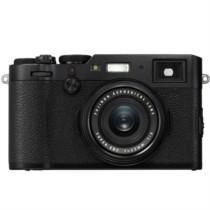 富士 X100F 数码旁轴相机 黑色 23mmF2定焦镜头 2430万像素 混合取景器 复古  WIFI USB充电