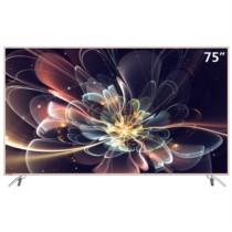 长虹 75D3P 75英寸全金属纤薄4K超高清HDR智能语音平板液晶电视(蔷薇金)