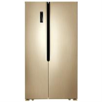 荣事达 BCD-518WDZR 518升对开门冰箱 风冷无霜 电脑控温 WIFI控制 金灰竖纹