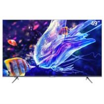 KKTV U49MAX 49英寸4K HDR 26核液晶平板智能电视金属旗舰版 康佳出品 蓝灰色