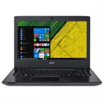 宏� E5-475G 14英寸便携笔记本电脑(i5-7200U 4G 500G 940MX 2G独显 Win10)灰黑