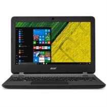 宏� ES1-132 11.6英寸笔记本电脑(四核N3450 4G 500G 蓝牙 LED背光丽镜宽屏 win10)黑色