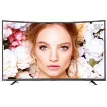 东芝 65U668EBC 65英寸 曲面4K超高清64位智能安卓 液晶电视(银黑灰色)