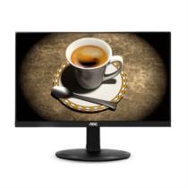 AOC I2480SXHE 23.8英寸IPS广视角炫彩硬屏 窄边框不闪屏显示器