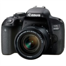 佳能 EOS 800D 单反套机 (EF-S 18-55mm f/4-5.6 IS STM 镜头)