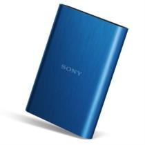 索尼 HD-E2 2TB USB3.0高速移动硬盘(天际蓝)
