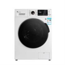 小天鹅 TD100V80WDX 变频洗烘一体滚筒洗衣机 智能APP控制 羊毛洗 除菌 桶自洁 轻松熨空气洗