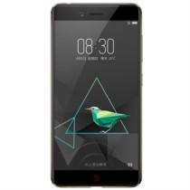 努比亚 Z17mini 黑金色 移动联通电信4G手机 双卡双待