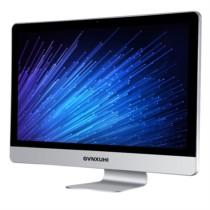 技讯(GVNXUHI) JXG5001 23.6英寸办公家用一体机电脑(i5-6500 4G 120G WIFI 无线键鼠 DOS)银白色
