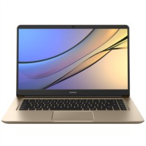 华为 MateBook D 15.6英寸轻薄窄边框笔记本电脑( i5-7200U 4G 500G 940MX 2G独显 FHD Win