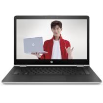惠普 畅游人Pavilion x360 14-ba039TX 14英寸超薄360°笔记本(i5-7200U 8G 1T 2G独显 FHD IPS 触控屏)银
