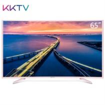 KKTV U65Q 65英寸曲面4K超高清31核HDR MEMC智能液晶电视机金属旗舰版 康佳出品 玫瑰金